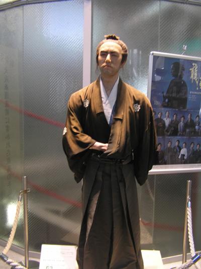 坂本蝋人形