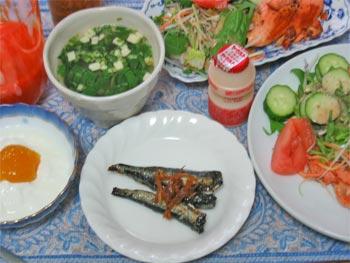 201005イワシ甘露煮