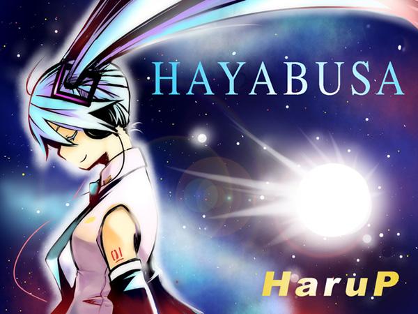 HAYABUSA MIKU up用 ed
