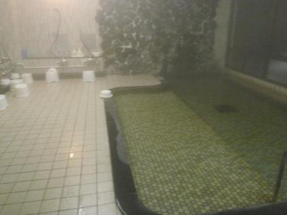 六日町高原ホテルのお風呂