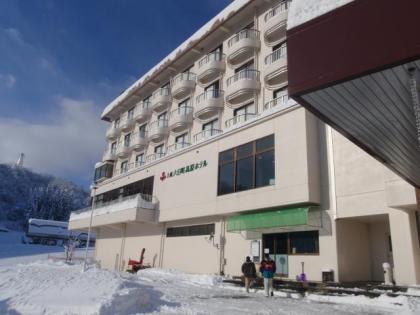 六日町高原ホテルの佇まい