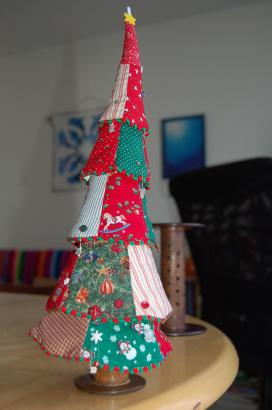 Quilt Christmas tree