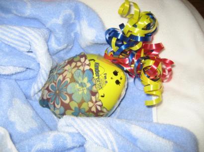 水風船人形