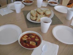 Eggplant Raviolini Soup2