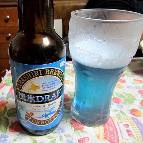 流氷ドラフトビール