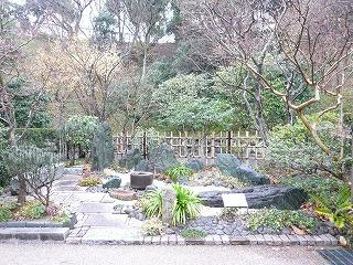 福岡市植物園モデル庭園