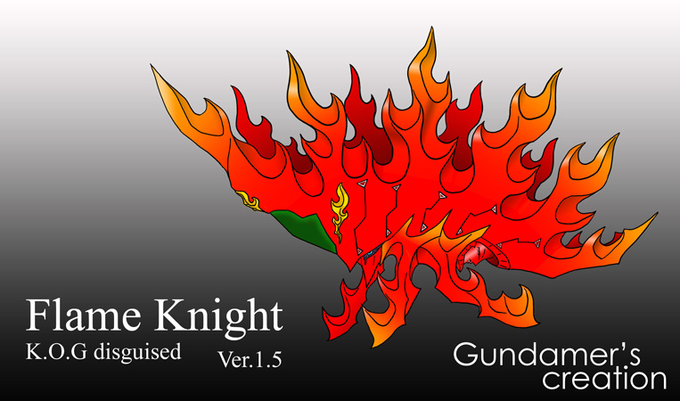 Flame Knight Ver1.5 35%