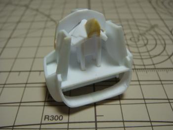 SD・Sガン頭部内部構造