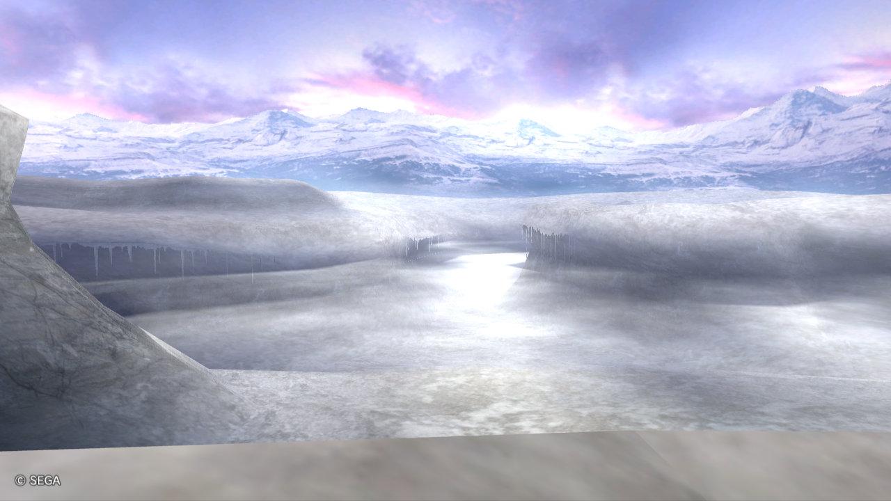 ヴィオ・トンガの風景