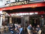 パリのカフェ1