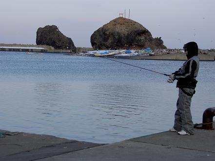 高島漁港2