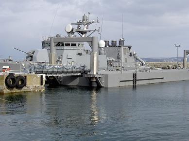 ハイテク巡視艇