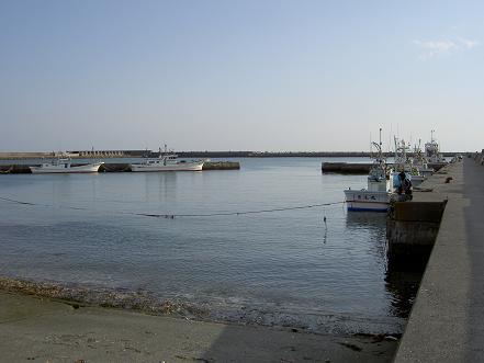 浜厚真漁港