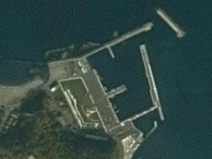 マリーナ航空写真