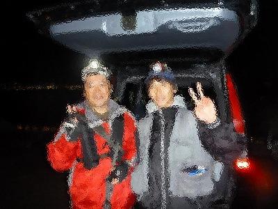 ユースケさん&hideki