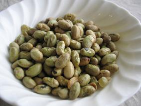 のり塩福豆