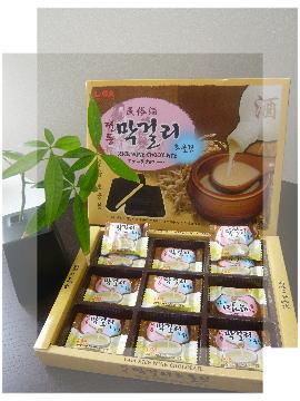 韓国チョコ②