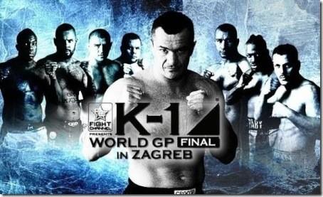 K-1 ミルコ・クロコップ 2013 ZAGREB WORLD GP