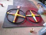 弐輪 塗装