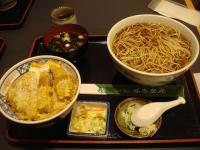 GSX1300R 夕餉会 麺