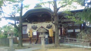 ビッキー神社