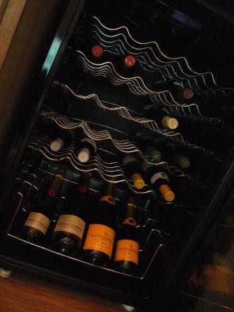ほむら お部屋 ワインセラー