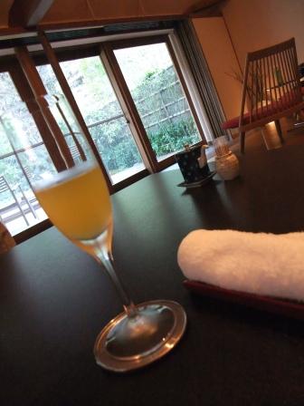 朝食 ジュース