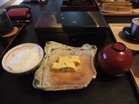 朝食 ごはん
