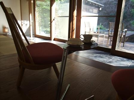 朝食 カフェ2