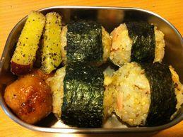 お弁当(2011.10.03)