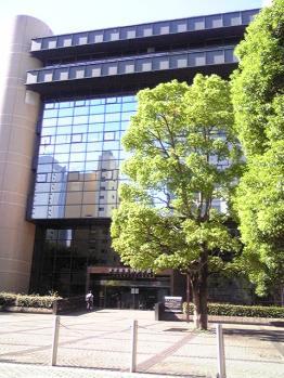 都立産業貿易センター・浜松町館