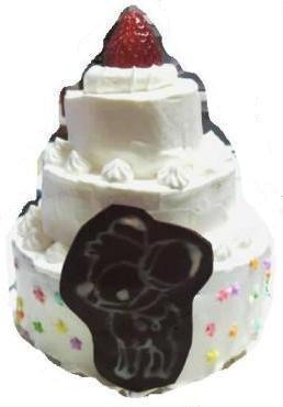 バンビケーキ