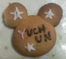 みっきクッキー