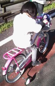 自転車マンネ