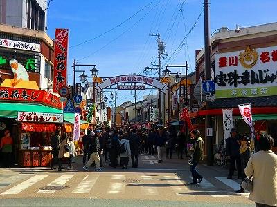 豊川商店街