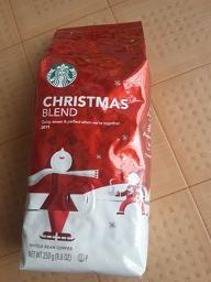 2011クリスマスコーヒー