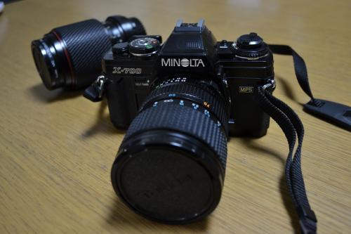 ミノルタX700