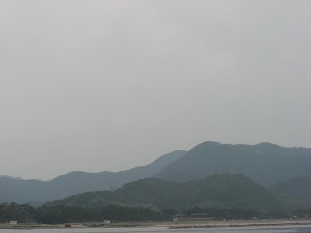 曇り(T_T)