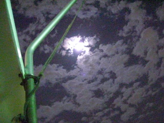 月明かり♪