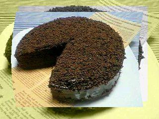 チョコケーキ7