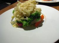 切り干し大根とリーフレタスのサラダ