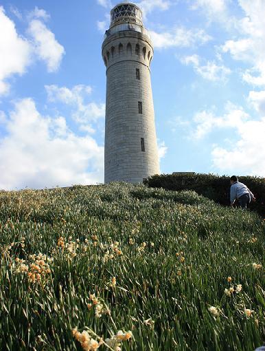 角島灯台♪