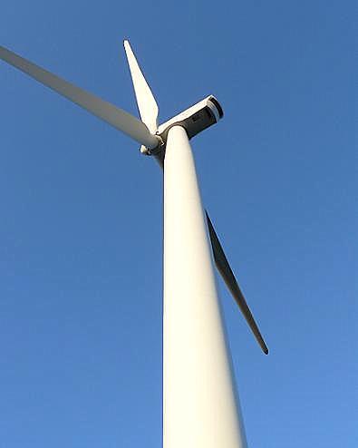 風車の山へ♪