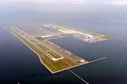 関西国際空港=2009年7月
