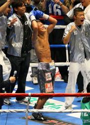 WBC世界フライ級タイトルマッチ