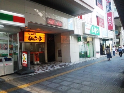 130829仙台っ子ラーメン仙台駅前名掛丁店外観