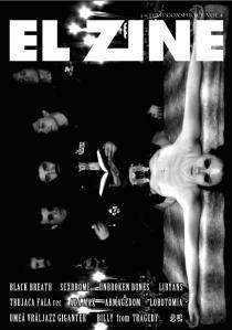EL ZINE 4表紙