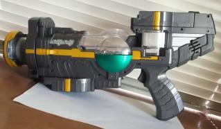 DXバースバスター(セルバーストモード)
