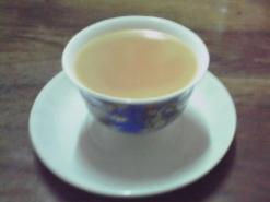 23-1バター茶