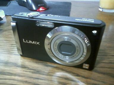 LUMIX DMC-FS3 たん